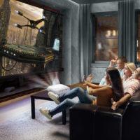 Endlich echtes 4K im Wohnzimmer: BenQ W1700