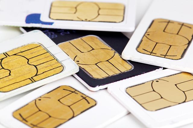 SIM Karten Guthaben aufladen