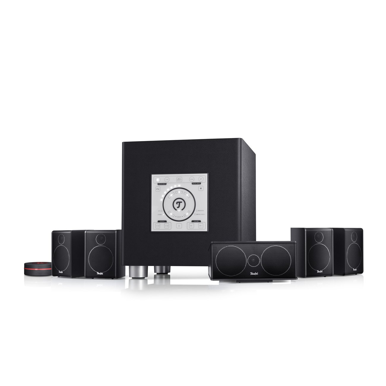 im test teufel concept e digital 5 1 lautsprecher system. Black Bedroom Furniture Sets. Home Design Ideas