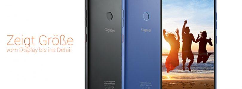 """Gigaset bringt """"rahmenloses"""" Display für unter 300€ mit den Gigaset G S370 und S370plus"""