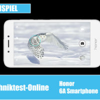 Weihnachts-Gewinnspiel: Honor 6A