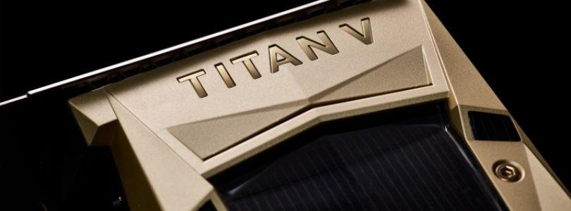 Nvidia kündigt die Monster-Grafikkarte an! Die GTX Titan V
