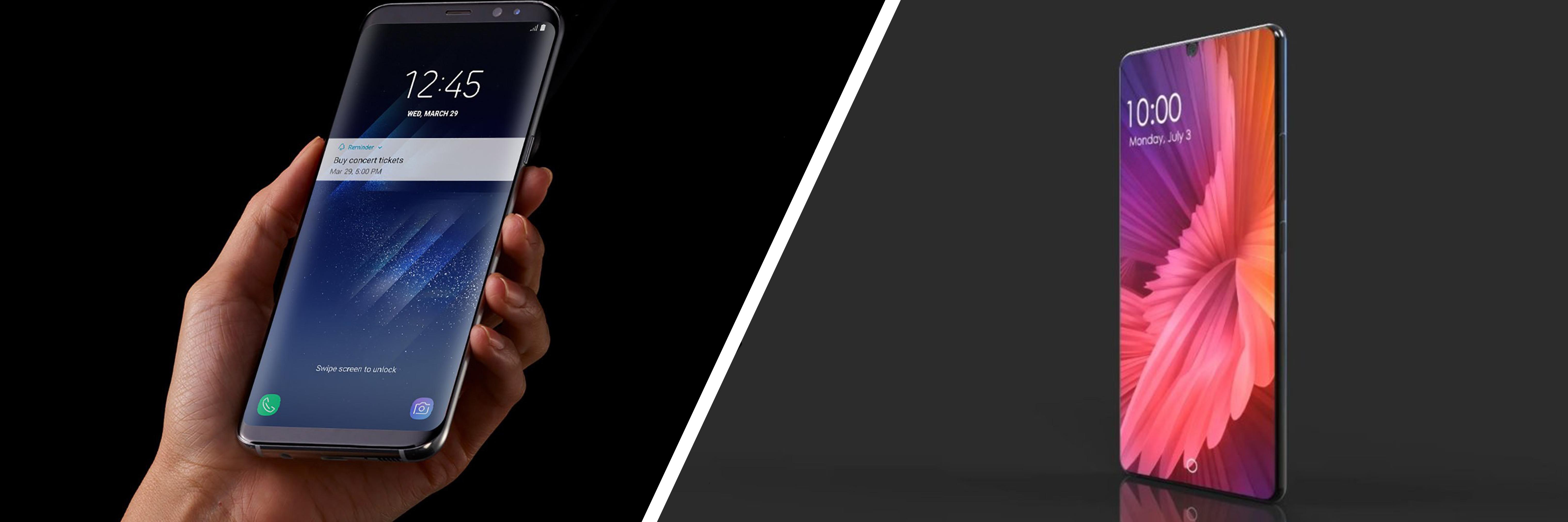 Konkurrenzkampf zwischen Samsung und Xiaomi