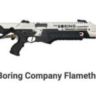 The-Boring-Company-Flammenwerfer