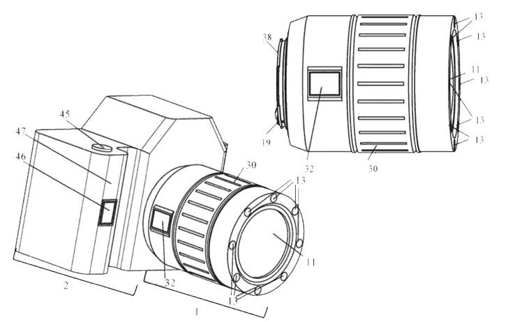 Canon Fingerabdruck Sensor