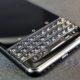 Tastatur - Beim Vorgänger waren die Reihen durch Chrom Streifen getrennt