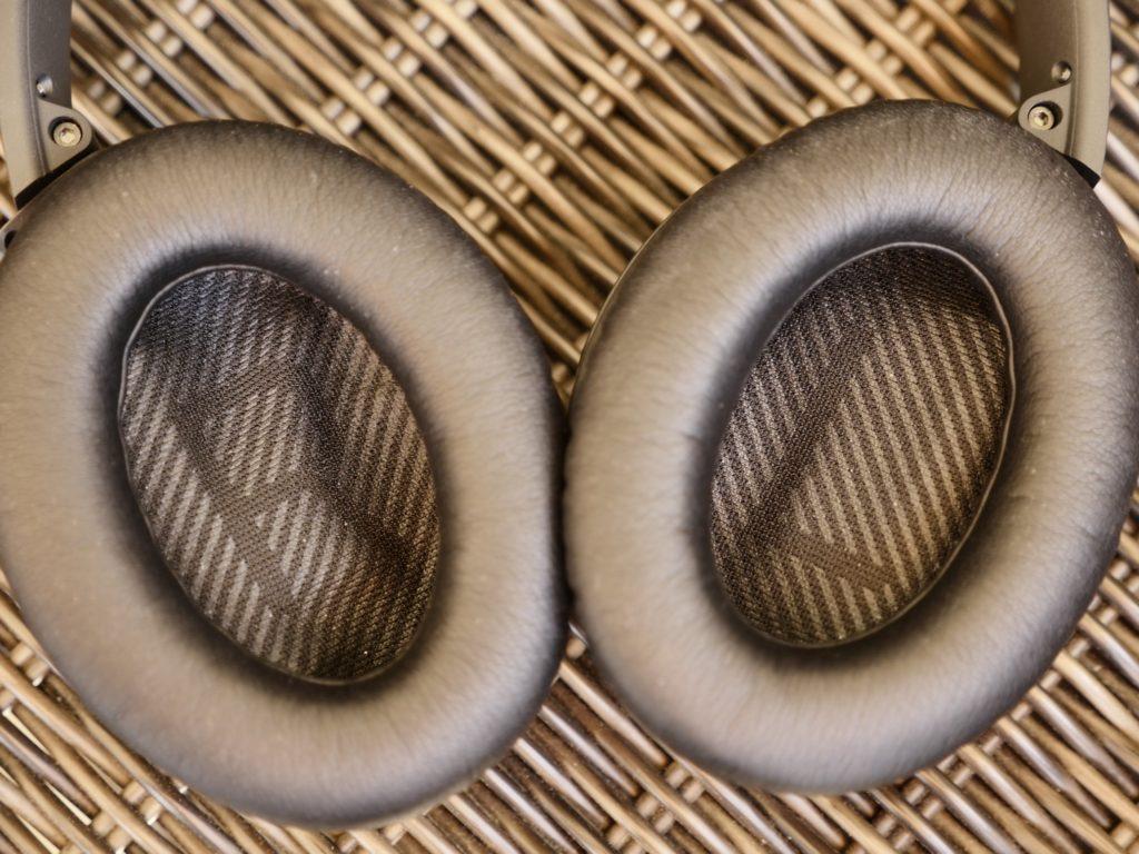 Unfassbar komfortabel: Die Ohrpolster