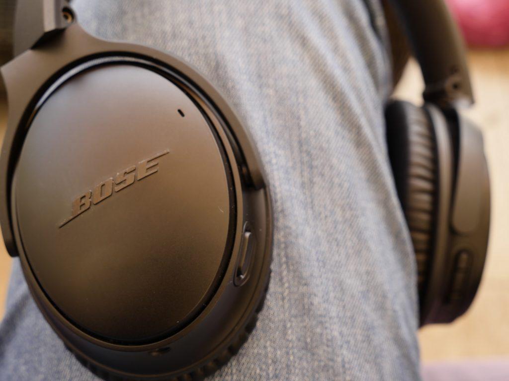 Das Noisecancelling dieser Kopfhörer ist eines der besten am Markt.