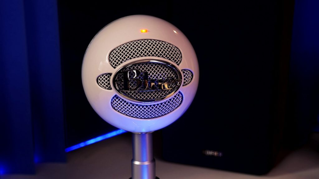 Design des Blue Snowball iCE