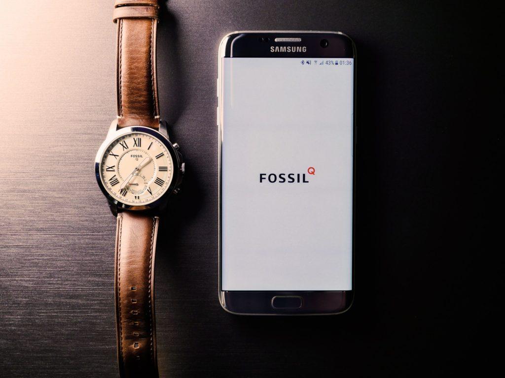 """Die kostenlose und durchdachte App """"Fossil Q"""""""