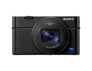 Vorderseite Sony RX100 VI