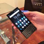 Edler und benutzerfreundlicher: Das BlackBerry KEY2