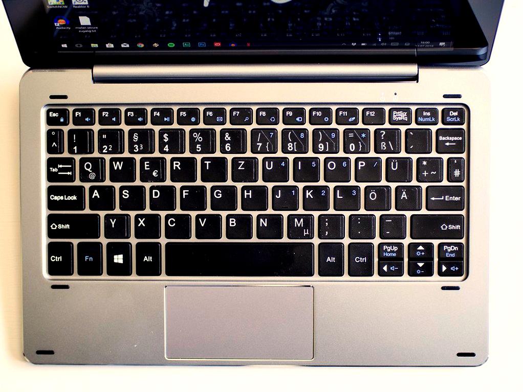 Die Tastaturaufkleber sind günstig und funktionieren!