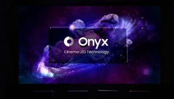 Kino auf neuem Level – Samsung Onyx Cinema LED Screen