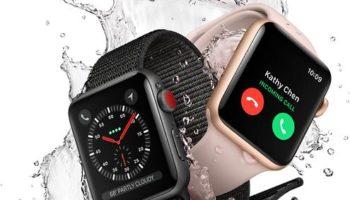Apple Watch Series 3 : Apples neuste Smartwatch im Test