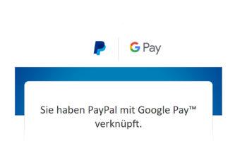 PayPal und Google Pay