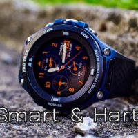 Casio Pro Trek: Smart und hart.