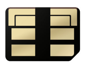 Huawei NM Card Rückseite