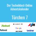 Adventskalender Türchen Nummer 7: Startech USB-C Multiport Adapter & Toshiba Canvio 500 GB Festplatte