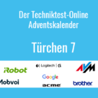 Adventskalender Türchen Nummer 7: Startech USB-C Multiport Adapter & Toshiba Canvio 500 GB Festplatte