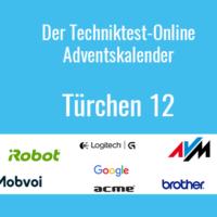 Adventskalender Türchen Nummer 12: AVM FRITZ! Mesh Set (Router und WLAN-Repeater)