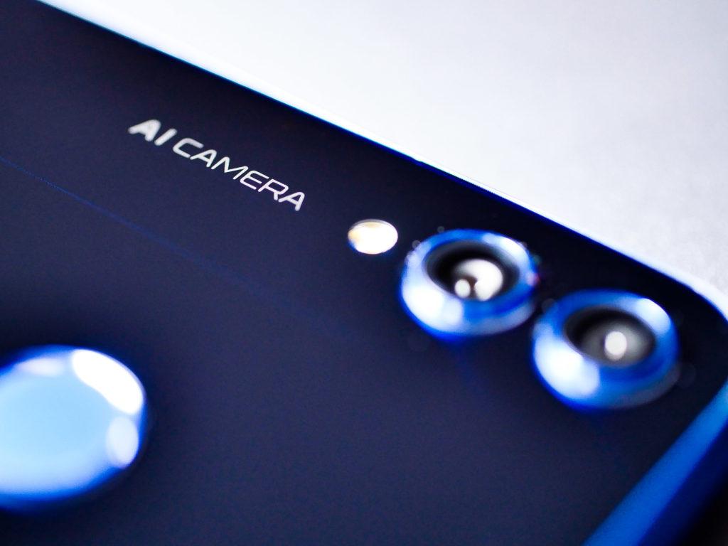 Dualkameras mit künstlicher Intelligenz