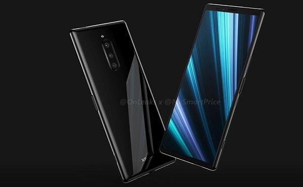 Sony Xperia XZ4 Design