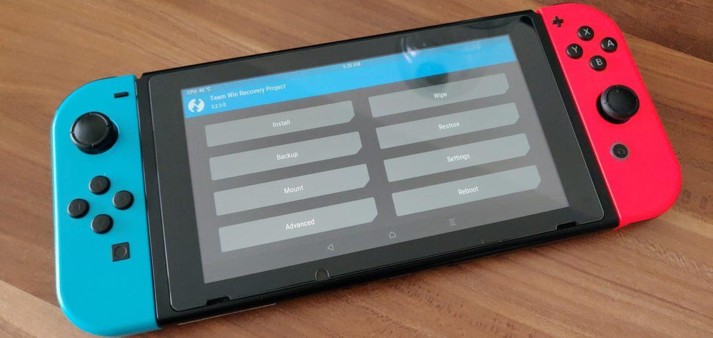 PC-Games auf der Switch? – Developer portieren Android auf die Nintendo Switch
