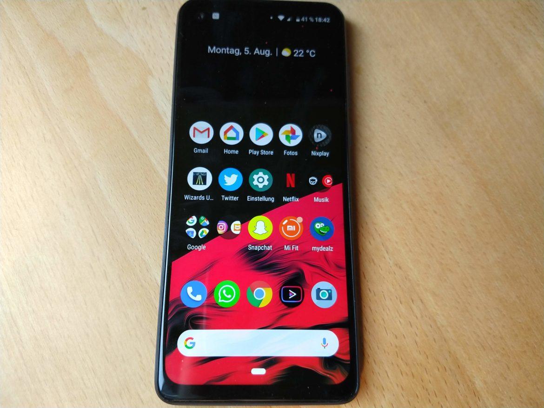 Von allem das Beste? – Das Motorola One Vision im Test