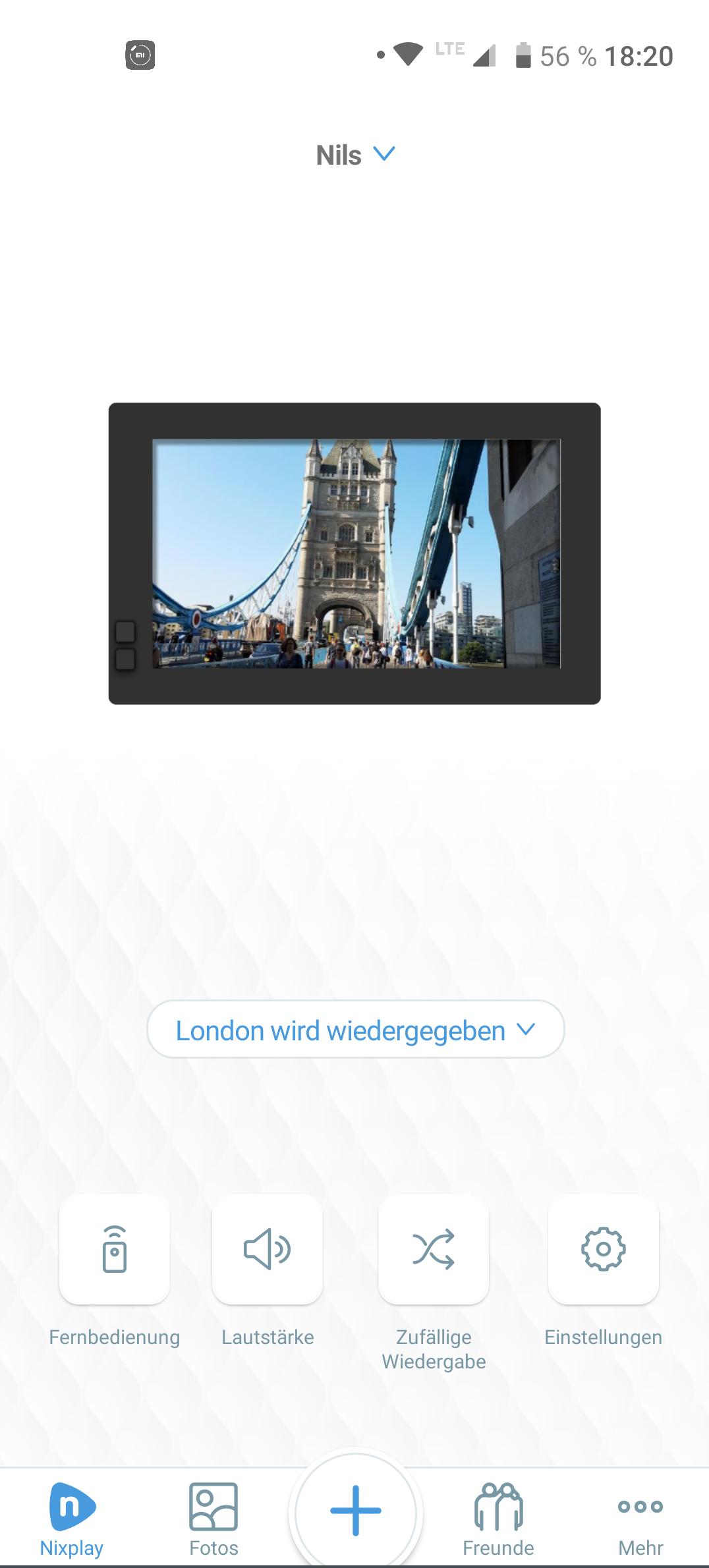 Den digitalen Bilderrahmen neu erfunden? – Nixplay Seed 10 Testbericht