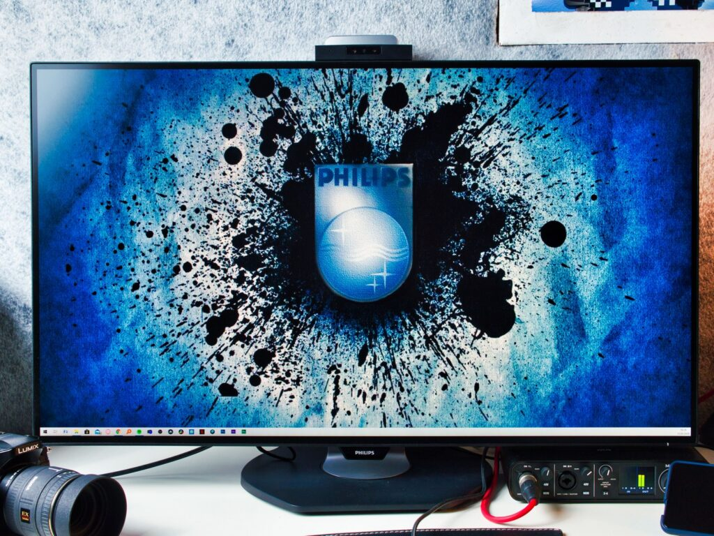 Ein Monitor für kreative: der Philips Brilliance 329P9